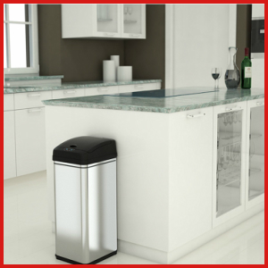 10 best touchless kitchen trash cans - Home Criticals Best Kitchen Trash Cans on best kitchen clocks, best kitchen chairs, kitchen waste cans, best kitchen cutlery, best kitchen appliances, best trash can with wheels, best kitchen stools, best kitchen toys, best kitchen scissors, best touchless trash can, best kitchen tables, best kitchen fans, best kitchen knives, best kitchen plants, best rated trash cans, best trash compactor review, best kitchen aprons, best kitchen cleaning supplies, best car trash can, best outdoor trash cans,